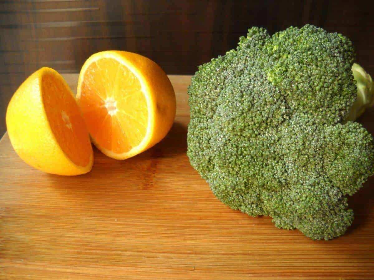 Orange-and-Broccoli